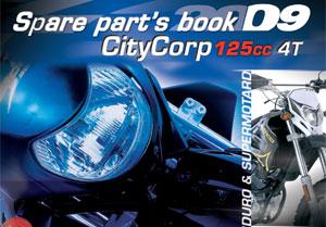 Citycorp 125cm³