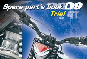 Trial 320cm³ 4 temps