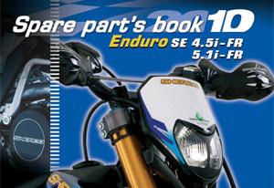 Enduro et Enduro Racing, 450cm³ et 510cm³