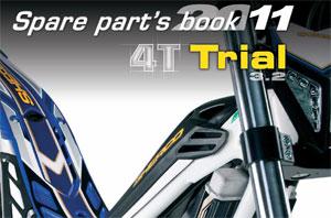 Trial 320cm³ 4temps