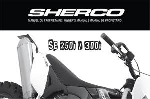 Manuel du propriétaire SE250i, SE300i, SE250i-R et SE300i-R