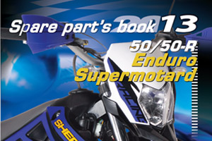 50 / 50R Enduro Supermotard
