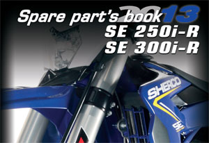 Enduro et Enduro Racing, 250cm³ et 300cm³