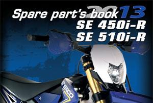 Enduro Racing, 450cm³ et 510cm³