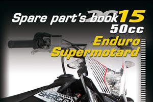 Enduro - Supermotard 50cc