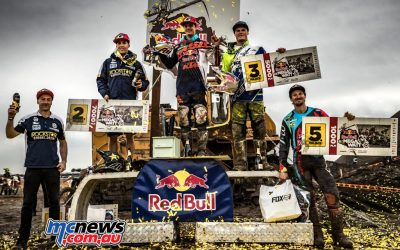 Wade Young harmadik a Red Bull 111 Megawatton