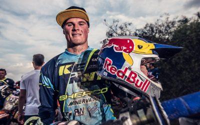 Wade Young nyerte az erdei futamot – Red Bull Sea to Sky