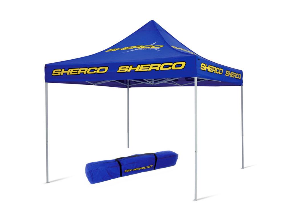 sherco sátor