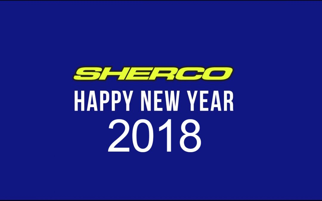 Boldog új évet Sherco fanok!