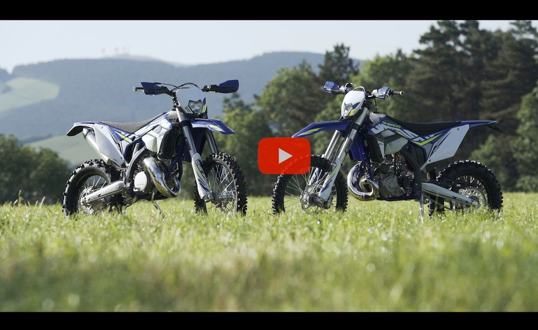 2019-es Sherco Enduro Racing motorok – VIDEÓ