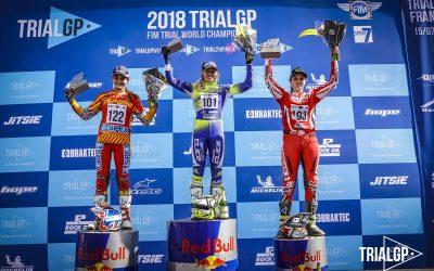 Újabb Emma Bristow győzelem a Trial GP-n