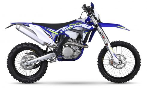 2019 Sherco 450 SEF-R Racing