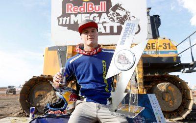 Elképesztő Wade Young győzelem a Red Bull 111 Megawatton