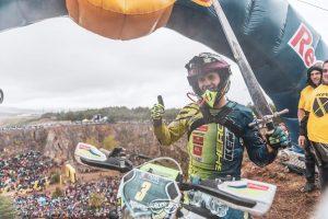 Mario Roman a 2018-as HIXPANIA Hard Enduro győztese!