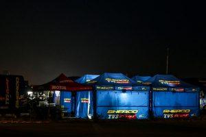 Sherco TVS Factory csapat továbbra is jól halad a Dakaron