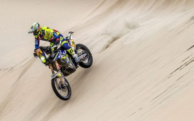 Mickael Metge nyerte a Dakar 9. szakaszát!