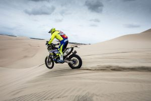 sherco tvs factory rally team dakar 2019