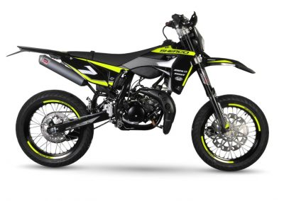 Sherco 50cc Silver SM-RS 2020