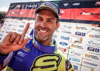 Michael Metge nyerte a Baja Aragon Rallyt 2019 (4)