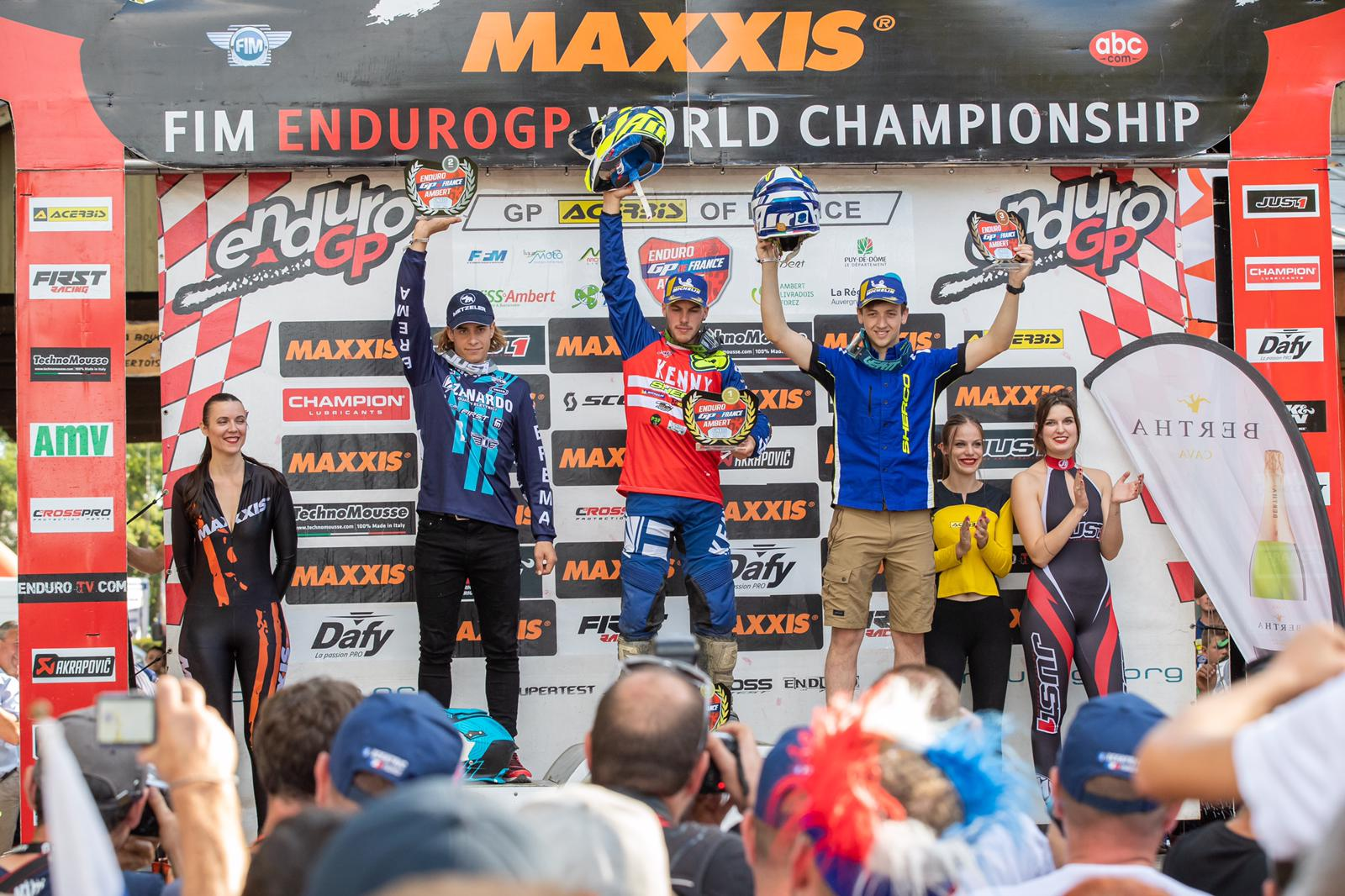 A Sherco csapat Amertben járt, a 2019-es Enduro GP utolsó versenyén (1)