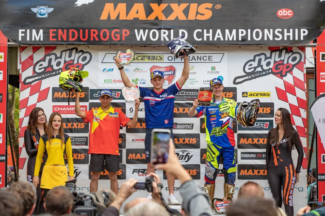 A Sherco csapat Amertben járt, a 2019-es Enduro GP utolsó versenyén (15)