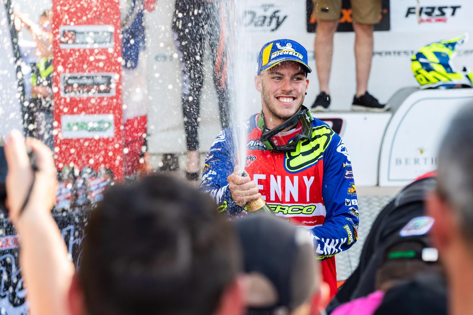 A Sherco csapat Amertben járt, a 2019-es Enduro GP utolsó versenyén (17)