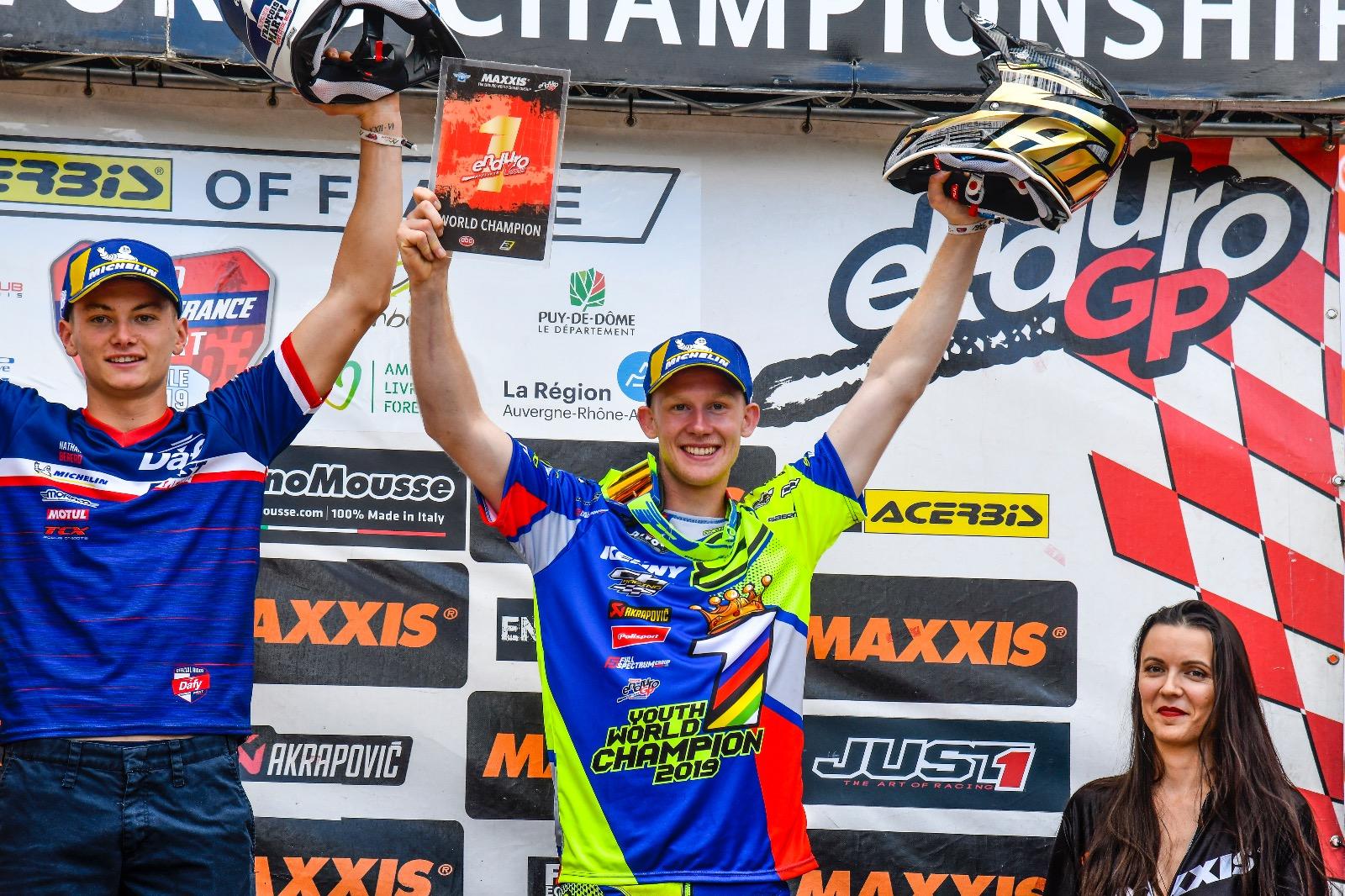 A Sherco csapat Amertben járt, a 2019-es Enduro GP utolsó versenyén (21)