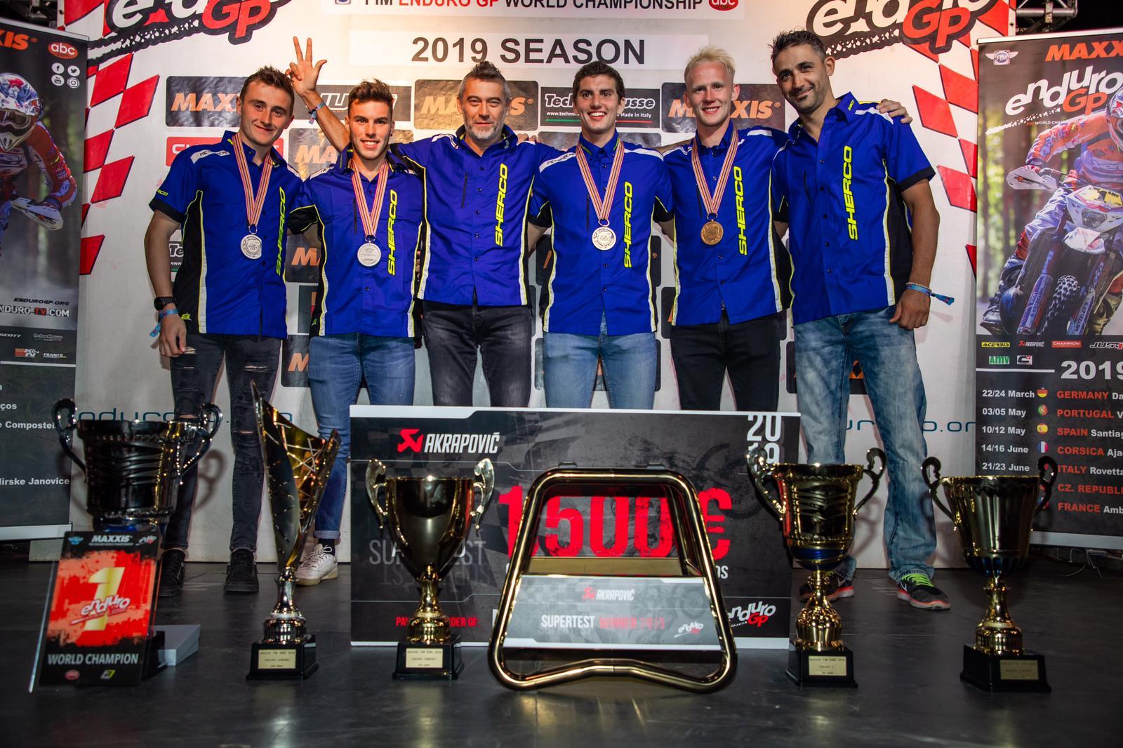 A Sherco csapat Amertben járt, a 2019-es Enduro GP utolsó versenyén (24)