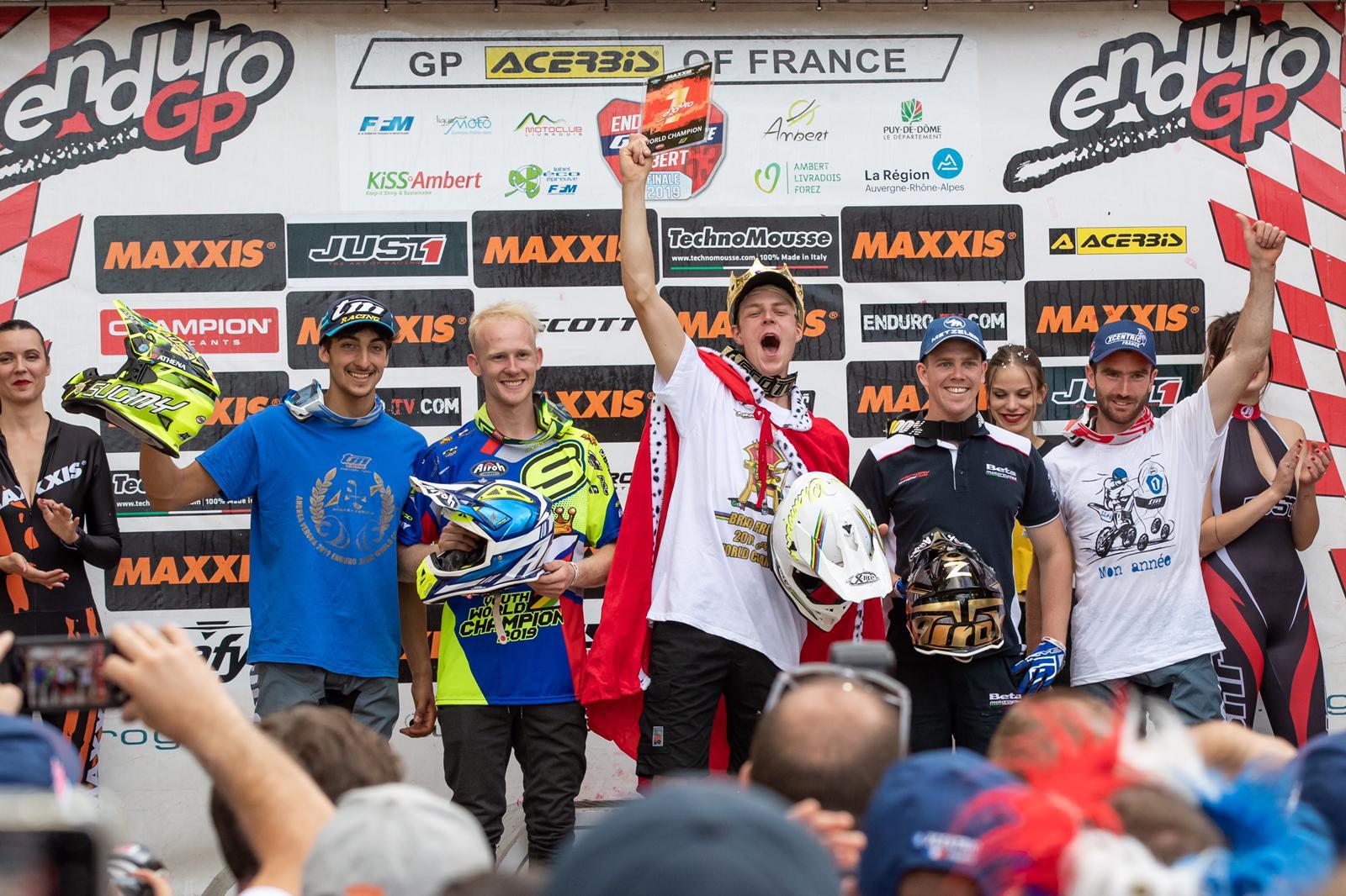 A Sherco csapat Amertben járt, a 2019-es Enduro GP utolsó versenyén (9)