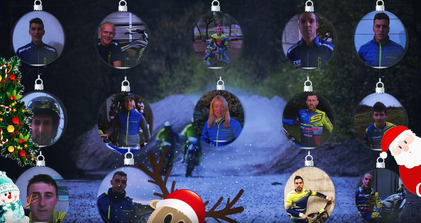 Boldog Karácsonyt Sherco család