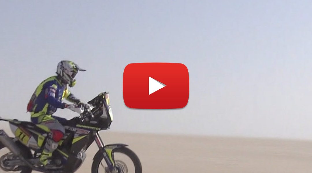 Adrien Metge, Dakar 2020 – VIDEÓ