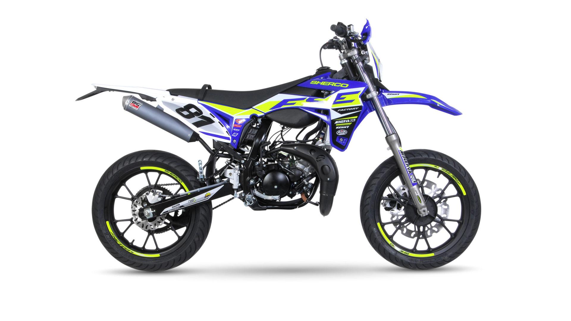 Sherco Factory SM-R 50 motorkerékpár 2020