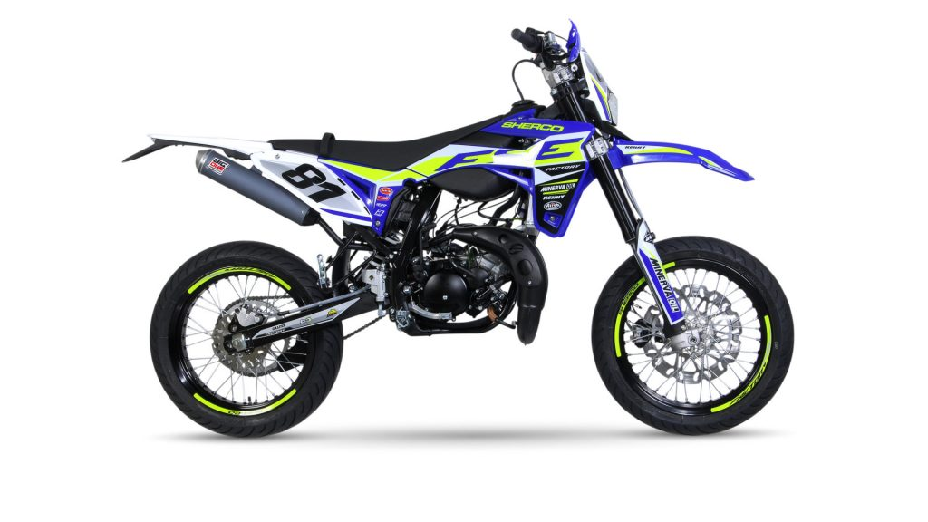 Sherco SM-RS Factory 50 motorkerékpár 2020