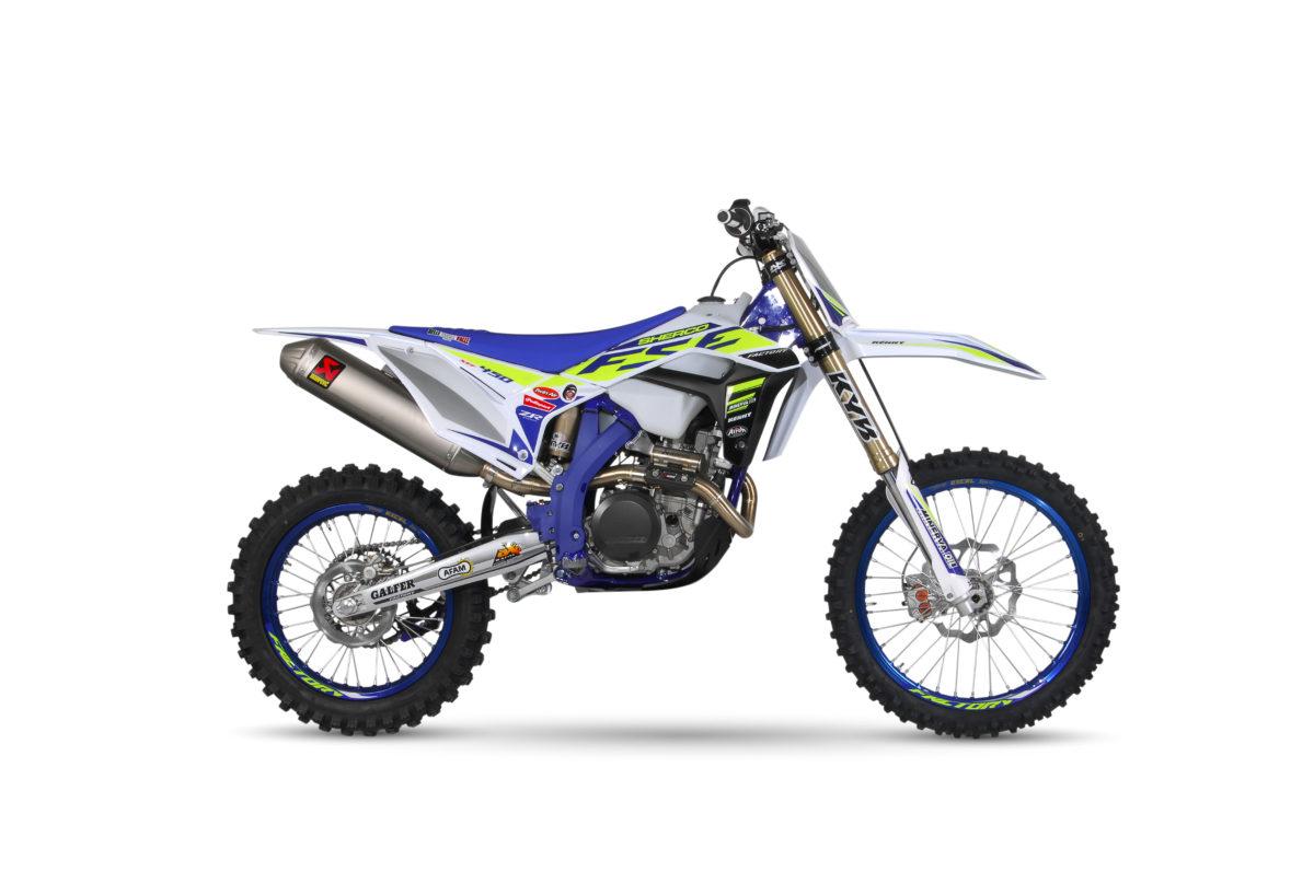 Sherco 450 SCF Factory Motorkerékpár 2020