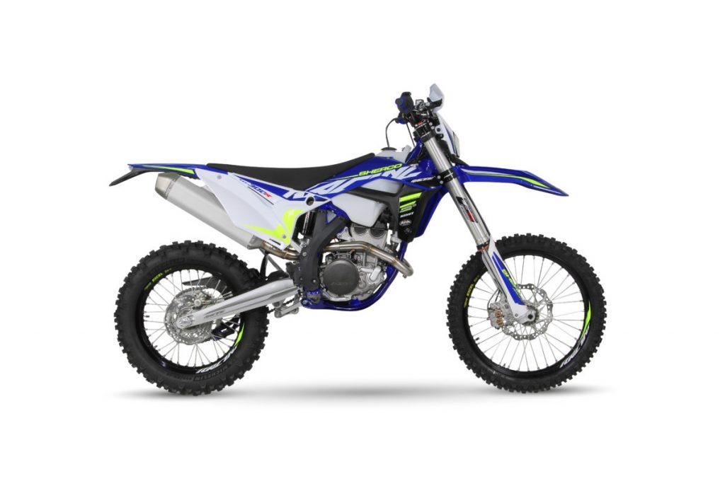 Sherco 250 SEF-R Enduro motorkerékpár 2020