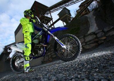Sherco 450 SEF-R Enduro motorkerékpár 2020