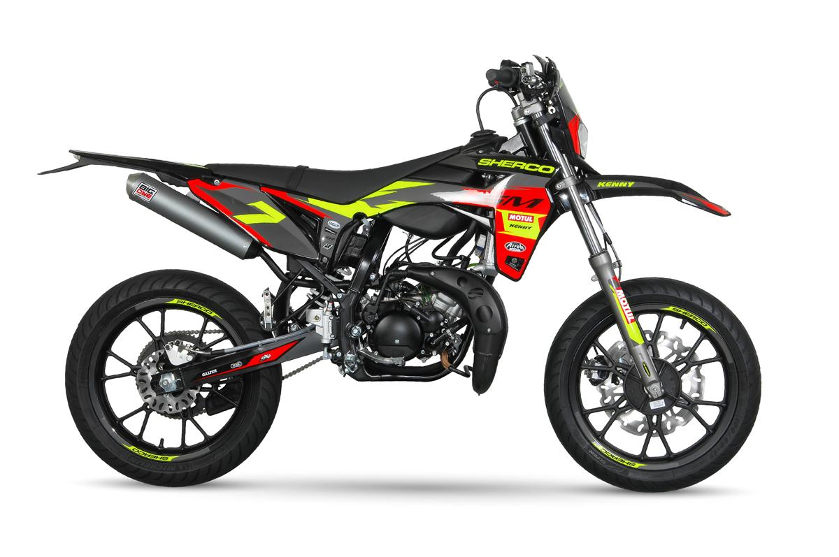 Scervo RED ONE SM-R 2020