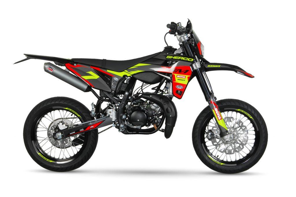 Scervo RED ONE SM-RS 2020