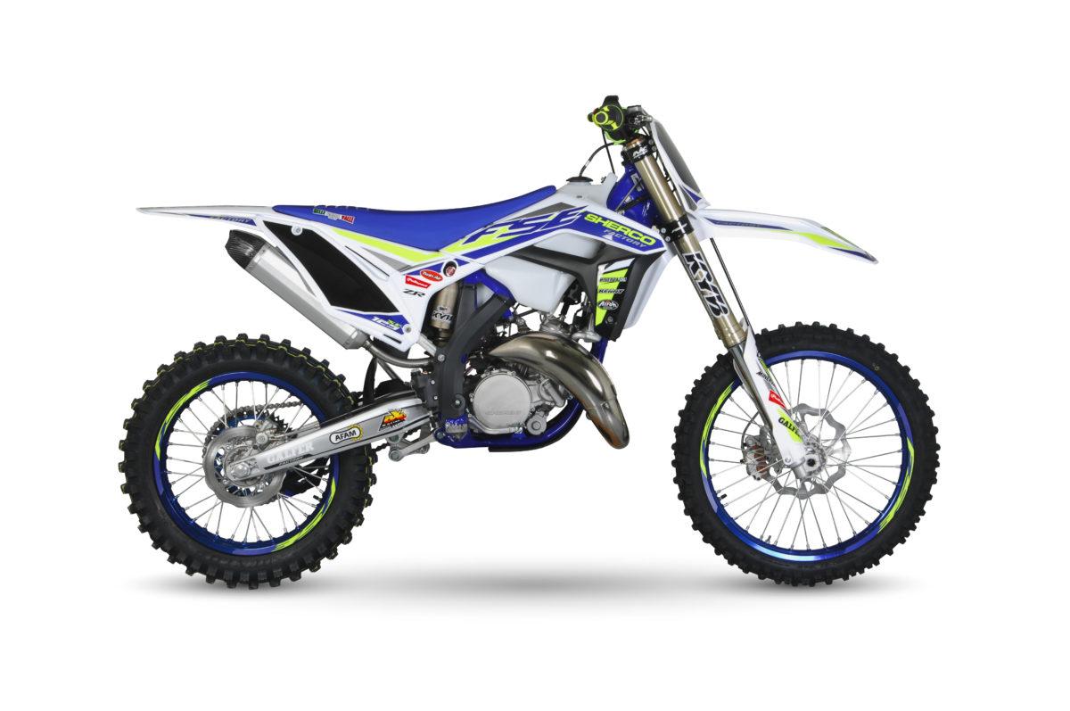 Sherco 125 SC Factory Motorkerékpár