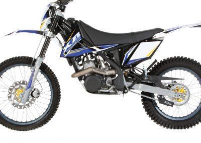 Sherco X-Ride 125 szabadidő motor