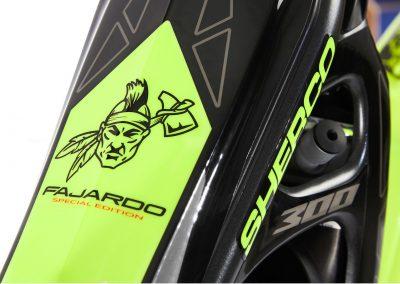 Sherco Fajardo Replica Trial Motor 2020