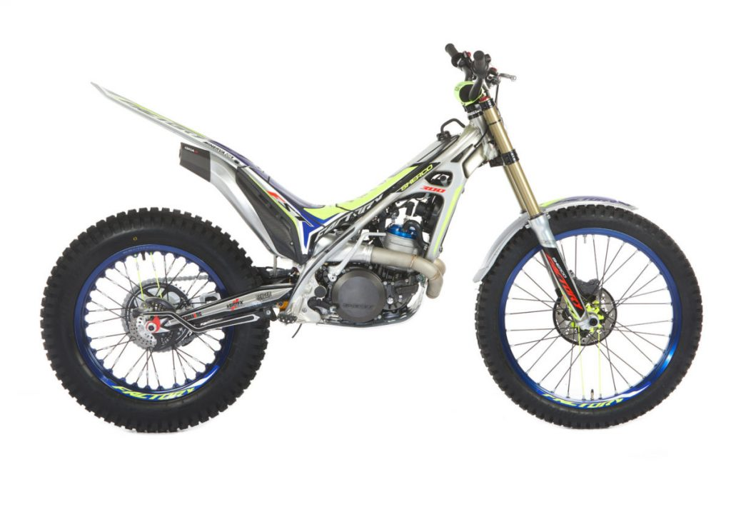 Sherco ST 300 Factory Trial Motor