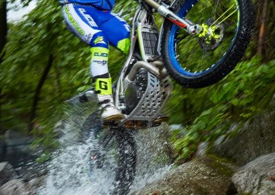 Sherco 125 ST Factory Trial Motor 2020