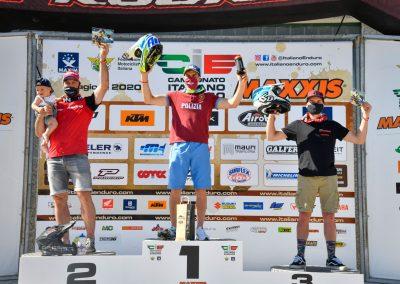 Olasz Enduro Bajnokság: Vissza a régi kerékvágásba