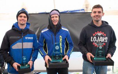 Hamish Macdonlad nyeri az Új-Zélandi Enduro Bajnokságot