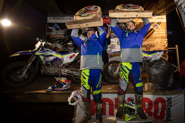 Sherco Extreme Enduro Team győzelem a 2020-as ENDURAID-en