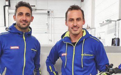 Christophe Nambotin csatlakozik a Sherco Factory Racing Team-hez!