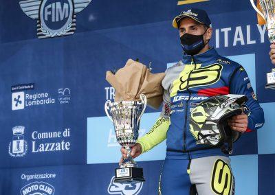Jeroni Fajardo 2. a 2020-as TRIAL GP záró futamán