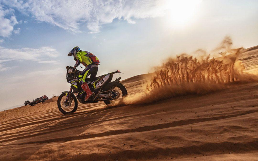 2021 Dakar 5. szakasz – Riyadh – Al Qaisumah