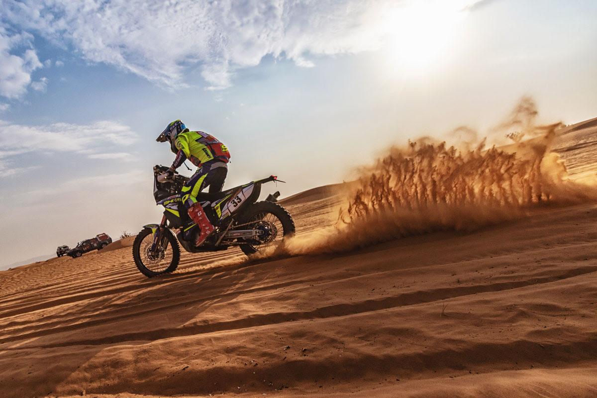 2021 Dakra 5. etap - Riyadh - Al Qaisumah